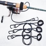 Kayak Fishing Rod Leashes - 4 Pack