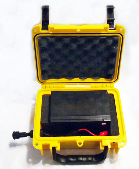 12v 9amp Battery Box