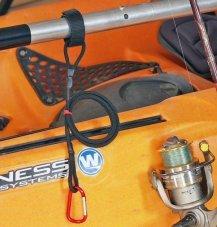 Single Kayak Paddle Leash