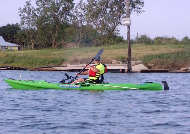 Kayaking Rockport Texas