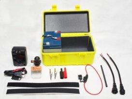Complete 12v Battery System for Kayaks