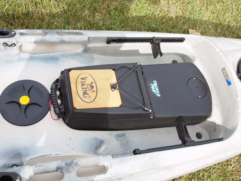 Viking GT Removable Tackle Pod