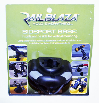 RailBlaza SidePort Base