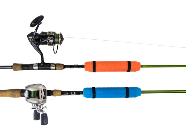 Fishing Rod Floats on Rods