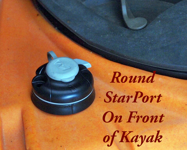 Railblaza Round Starport Base