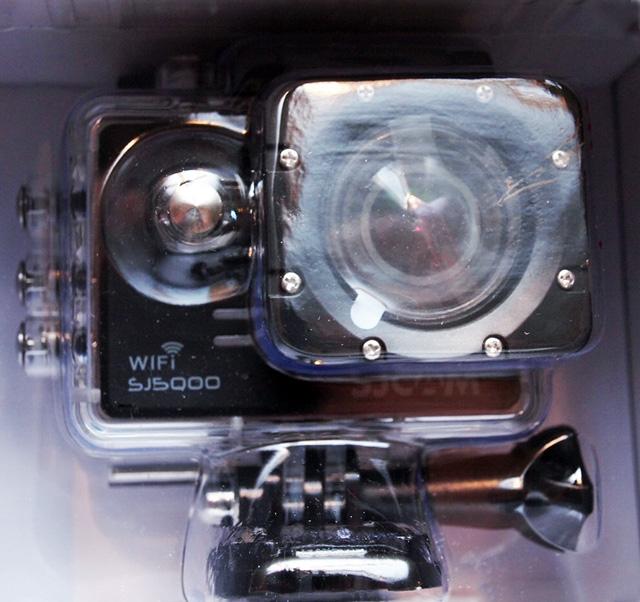 Original SJ5000wifi Camera