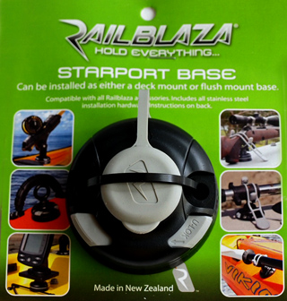 Railblaza Starport Base
