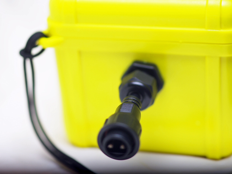 battery from box complete kayak battery kit