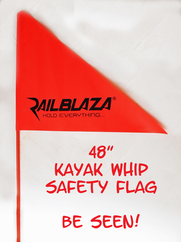 RailBlaza Kayak Safety Flag