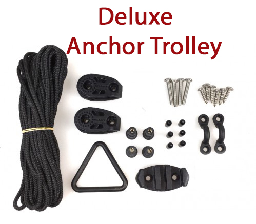 Yak-Gear Deluxe Anchor Trolley Kit