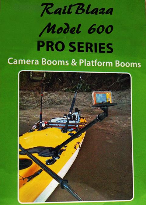 Railblaza Model 600 Camera Boom Mount