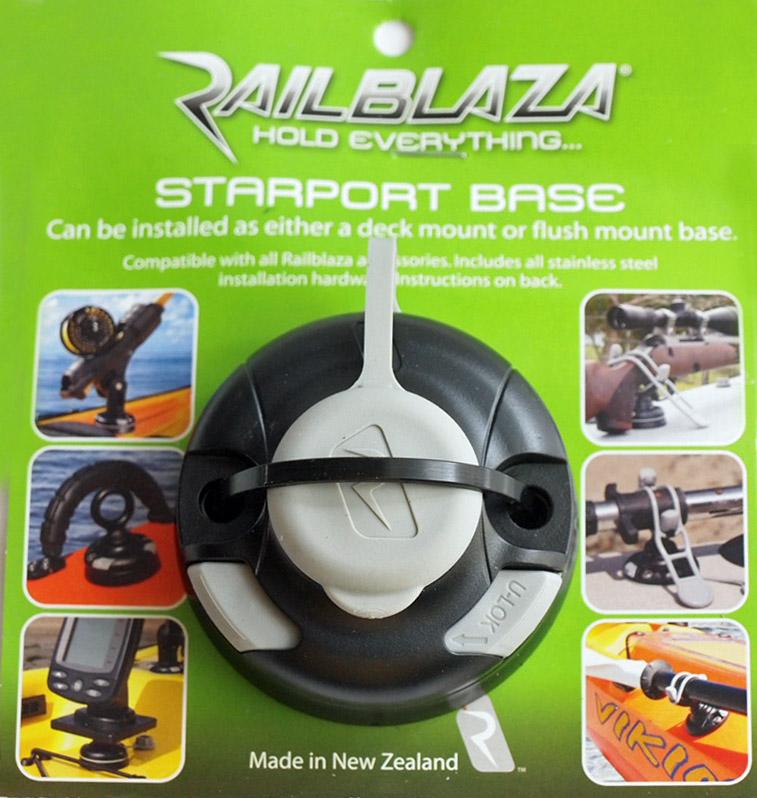 RailBlaza Round StarPort