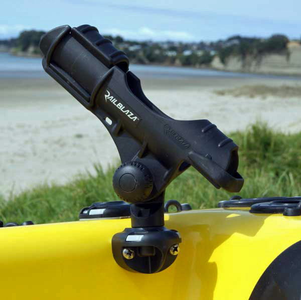 Railblaza Rod Holder II with Starport Sideport Base