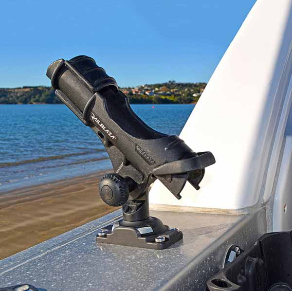 Railblaza Rod Holder II with Starport HD